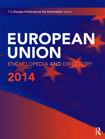 European Union Encyclopedia and Directory 2014 book cover