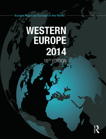 Western Europe 2014 book cover