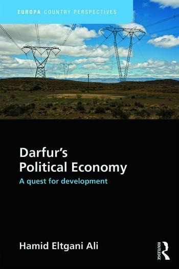 Darfur's Political Economy A Quest for Development book cover