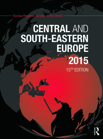 Central and South-Eastern Europe 2015 book cover