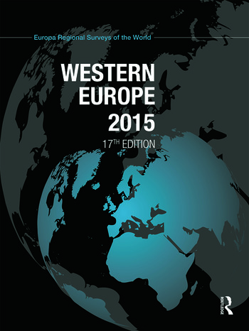 Western Europe 2015 book cover