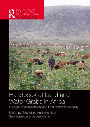Handbook of Land and Water Grabs in Africa Foreign direct investment and food and water security book cover