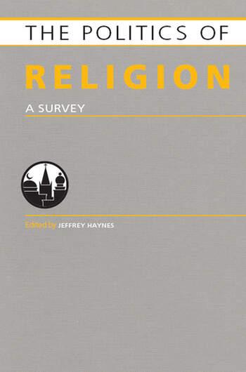Politics of Religion A Survey book cover