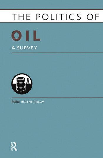 Politics of Oil A Survey book cover