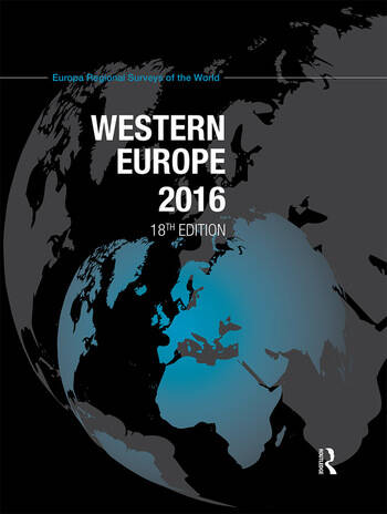 Western Europe 2016 book cover
