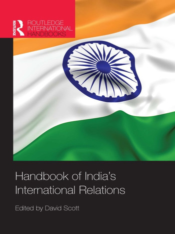 Handbook of India's International Relations book cover