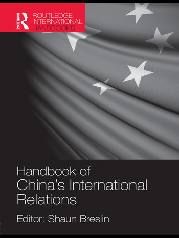 Handbook of China's International Relations book cover