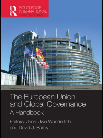 The European Union and Global Governance A Handbook book cover