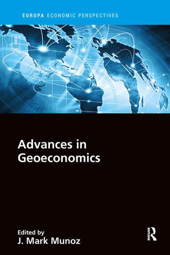 Advances in Geoeconomics book cover