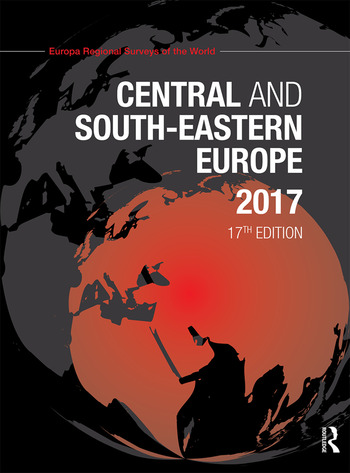 Central and South-Eastern Europe 2017 book cover
