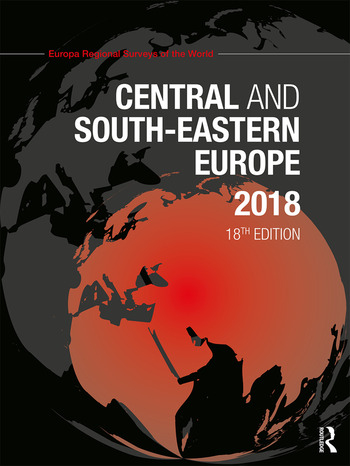 Central and South-Eastern Europe 2018 book cover