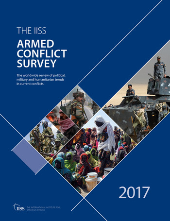 Armed Conflict Survey 2017 book cover