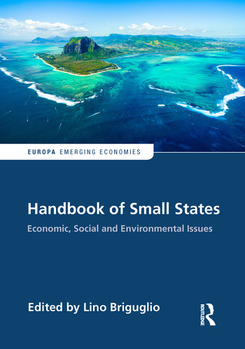 Handbook of Small States Economic, Social and Environmental Issues book cover