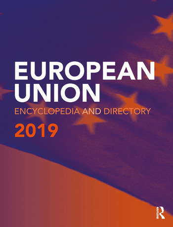 European Union Encyclopedia and Directory 2019 book cover