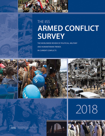 Armed Conflict Survey 2018 book cover