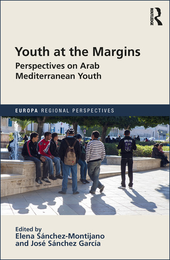 Youth at the Margins Perspectives on Arab Mediterranean Youth book cover