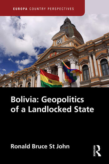 Bolivia: Geopolitics of a Landlocked State book cover