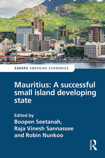 Mauritius: A successful Small Island Developing State book cover
