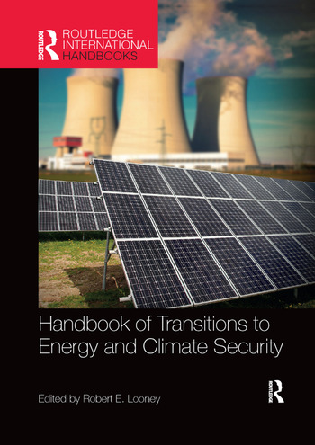 Handbook of Transitions to Energy and Climate Security book cover