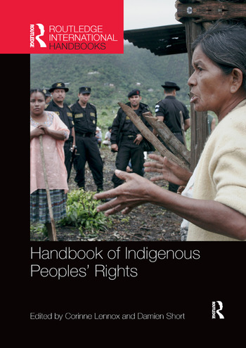 Handbook of Indigenous Peoples' Rights book cover