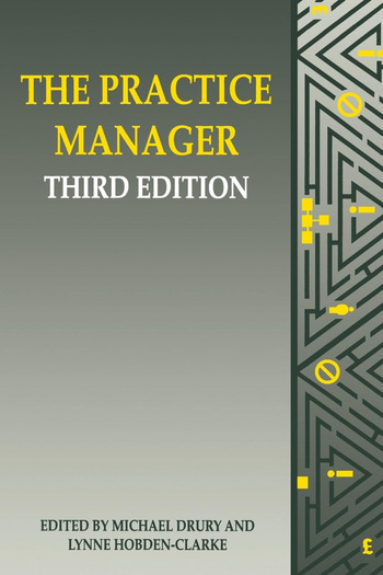 The Practice Manager book cover