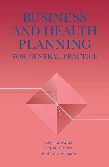 Business and Health Planning in General Practice book cover