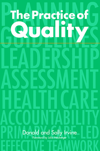 The Practice of Quality Changing General Practice book cover