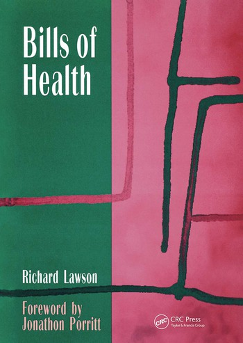 Bills of Health book cover