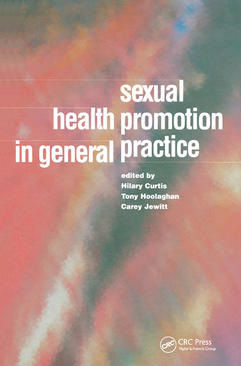 Sexual Health Promotion in General Practice book cover