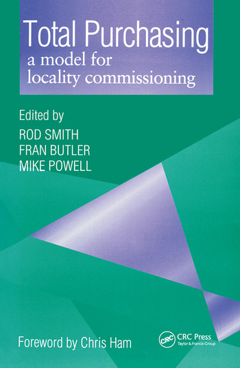 Total Purchasing A Model for Locality Commissioning book cover