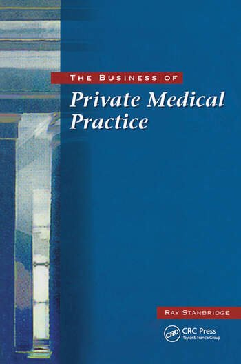 The Business of Private Medical Practice book cover