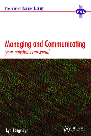 Managing and Communicating Your Questions Answered book cover