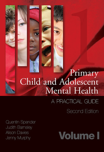 Child Mental Health in Primary Care book cover