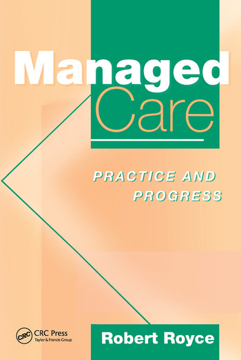 Managed Care Practice and Progress book cover