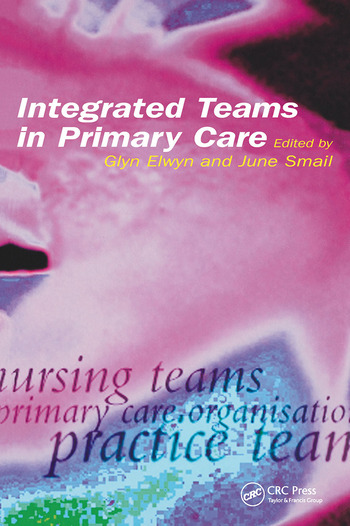 Integrated Teams in Primary Care book cover