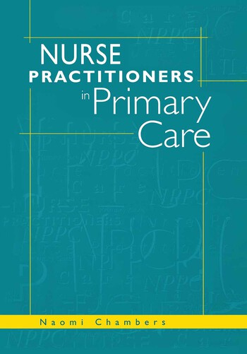 Nurse Practitioners in Primary Care book cover
