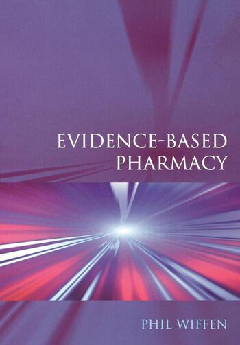 Evidence-Based Pharmacy book cover