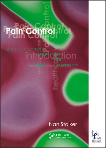 Pain Control An Open Learning Introduction for Healthcare Workers book cover