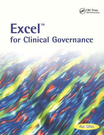 Excel for Clinical Governance book cover