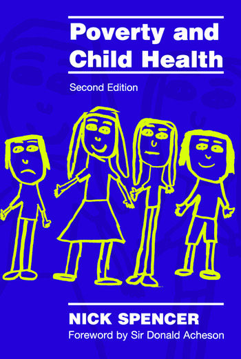 Poverty and Child Health book cover