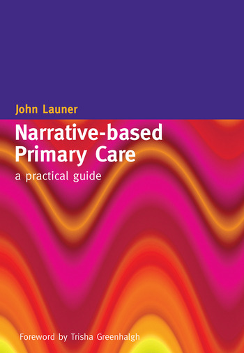 Narrative-Based Primary Care A Practical Guide book cover