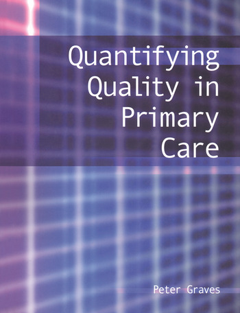 Quantifying Quality in Primary Care book cover