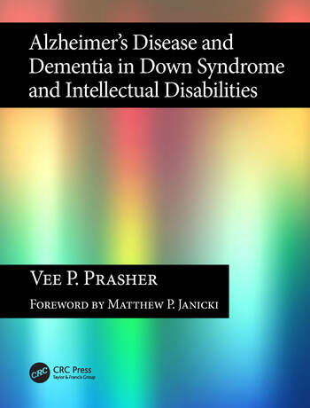 Alzheimer's Disease and Dementia in Down Syndrome and Intellectual Disabilities book cover
