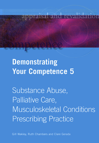 Demonstrating Your Competence v. 5 book cover