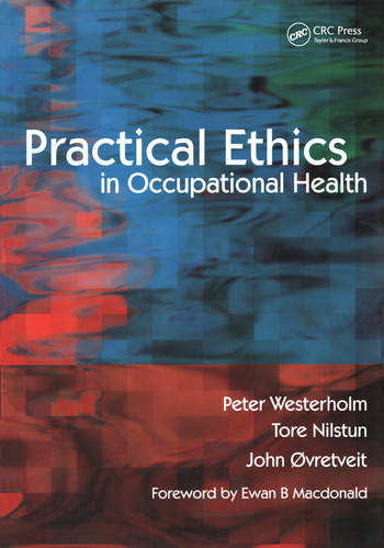 Practical Ethics in Occupational Health book cover