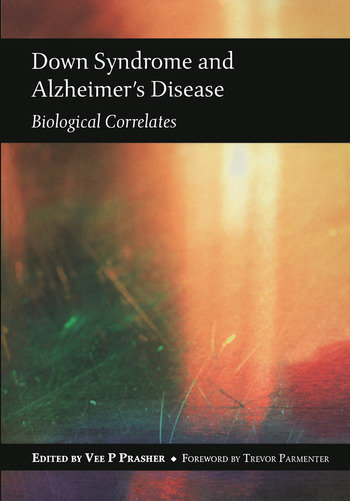 Down Syndrome and Alzheimer's Disease book cover