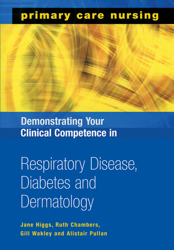 Demonstrating Your Clinical Competence in Respiratory Disease, Diabetes and Dermatology book cover
