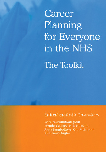 Career Planning for Everyone in the NHS The Toolkit book cover