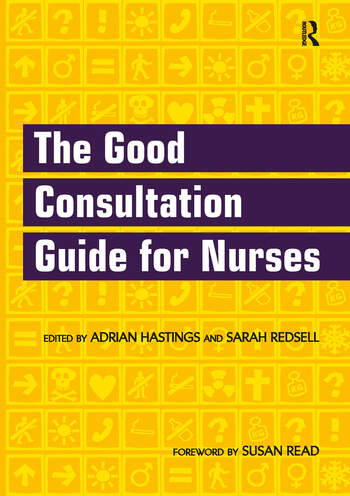 The Good Consultation Guide for Nurses book cover
