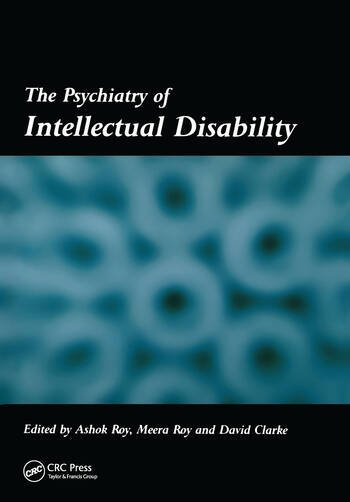 The Psychiatry of Intellectual Disability book cover